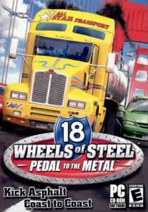 18 Wheels of Steel Pedal to the Metal (US, 083004)