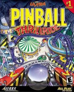 3D Ultra Pinball Thrillride (US, 062500)